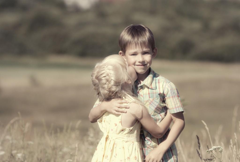 Как подружить братьев и сестер