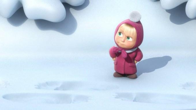 zimnie zabavy sledy