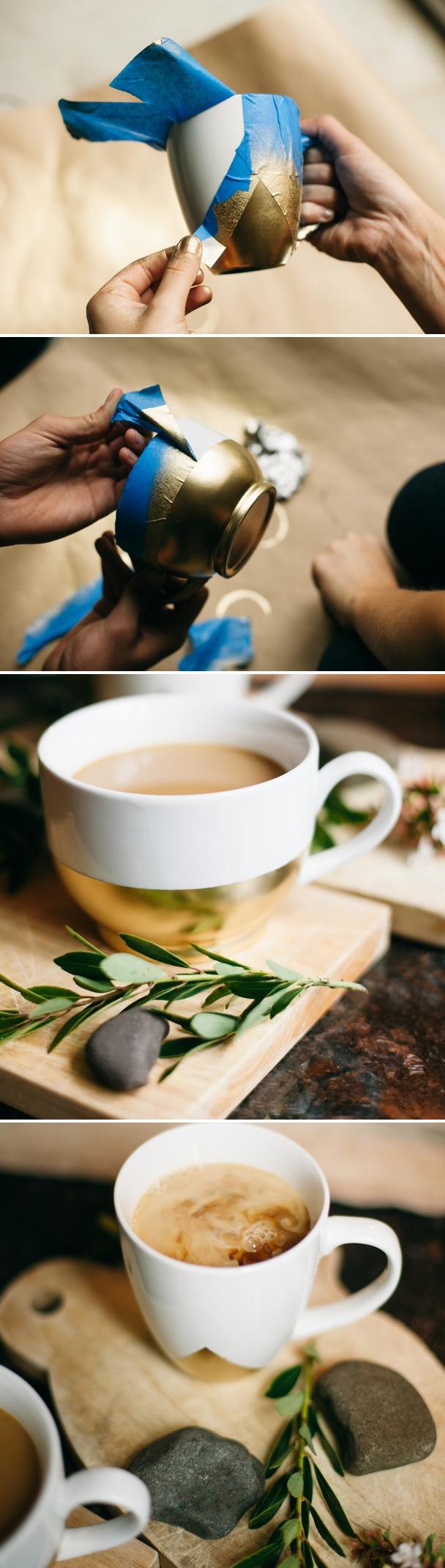 золотые чашки (2)