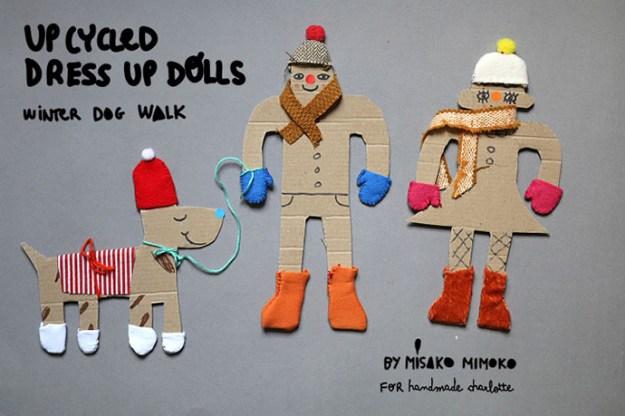 картонные куколки1
