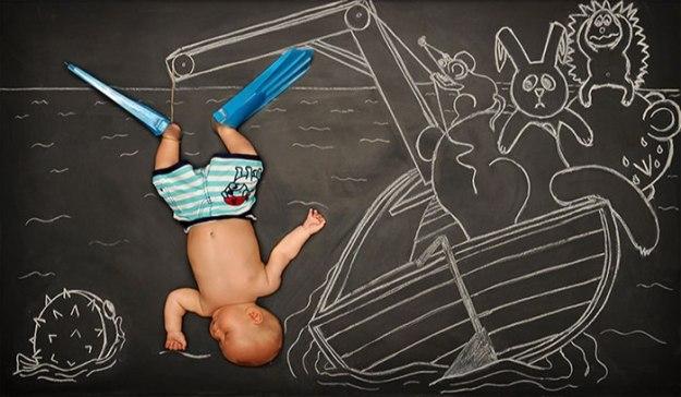 рсованные приключения малышей7