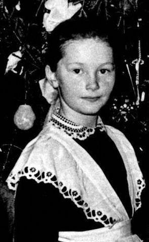 алла пугачева в детстве