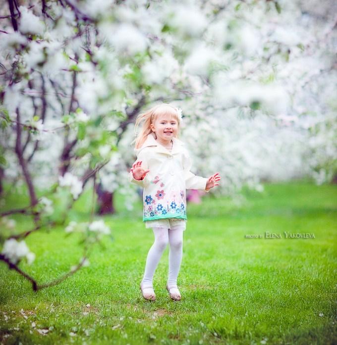 фотосессия весной10