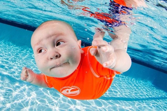 под водой 11