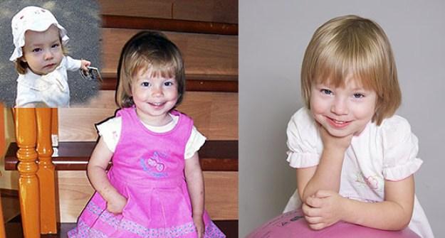 дети до и после усыновления 2