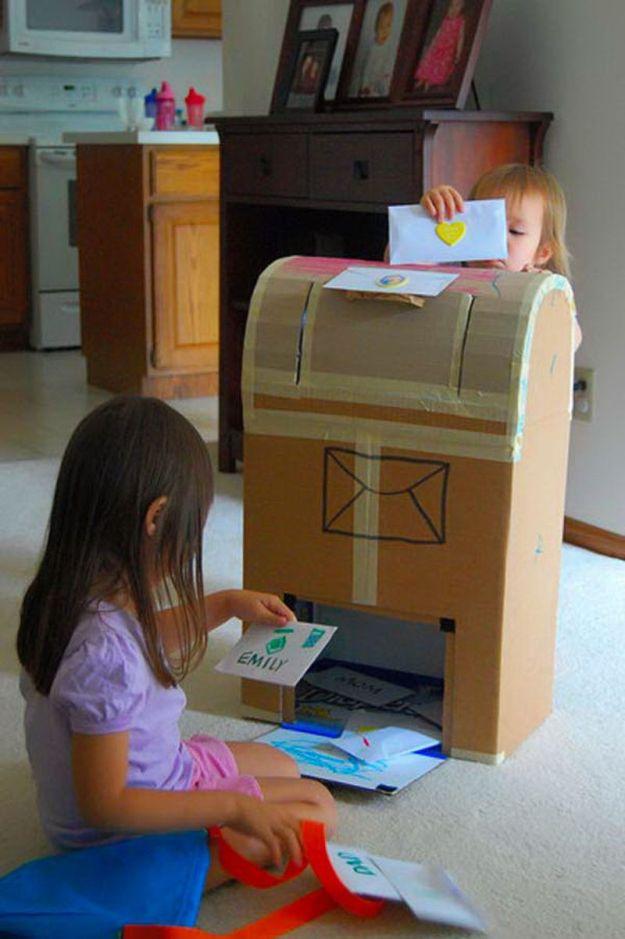 детская почта