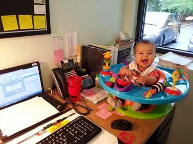 как рабоать с ребенком