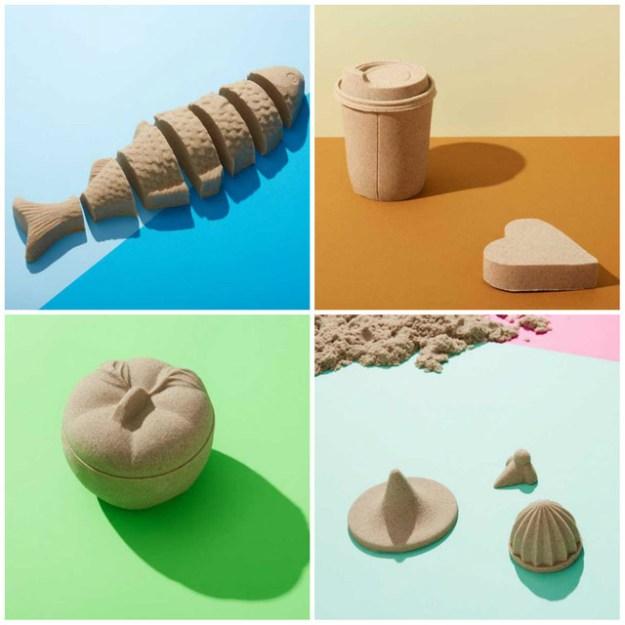 кинетический песок 3