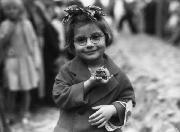 Ручная лягушка, Калифорния, 1936 год