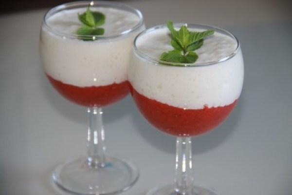 клубничный десерт 6