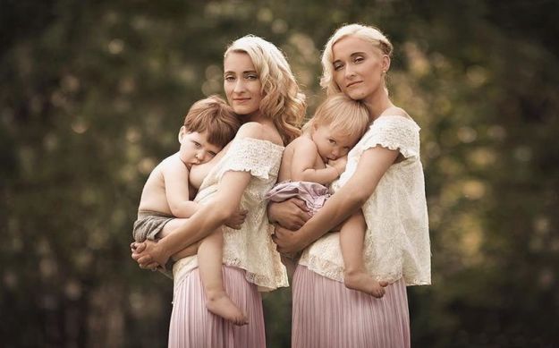 мамы кормят грудью детей