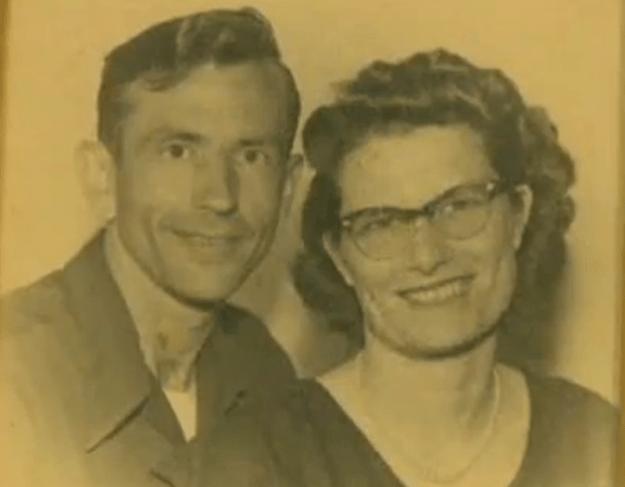 Гордон и Норма Йигер. Они были женаты 72 года2