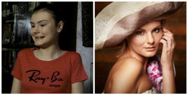 Полина Ртищева, актриса театра и кино