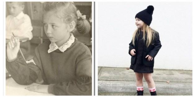 как одевались дети в ссср