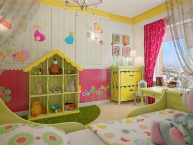 8 вещей, которых не должно быть в детской комнате