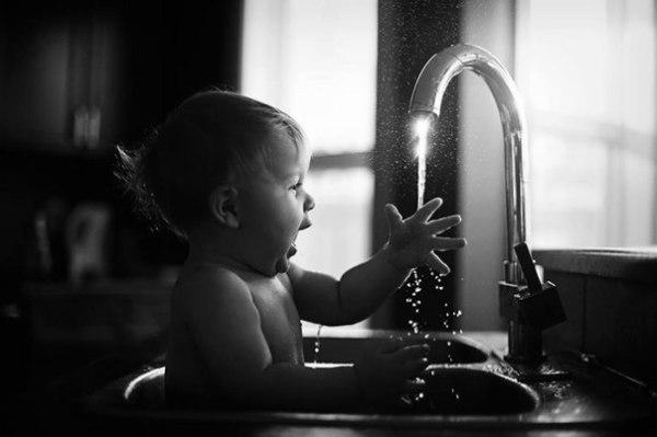 любим воду