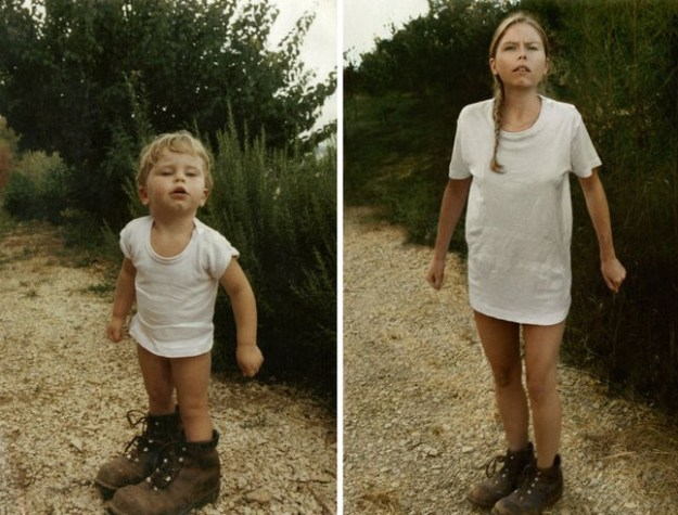 любимые фотографии из прошлого