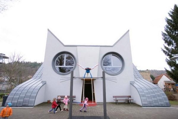 детский сад Германия
