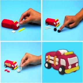 Уроки лепки из пластилина. Транспорт
