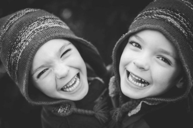одинаковые дети