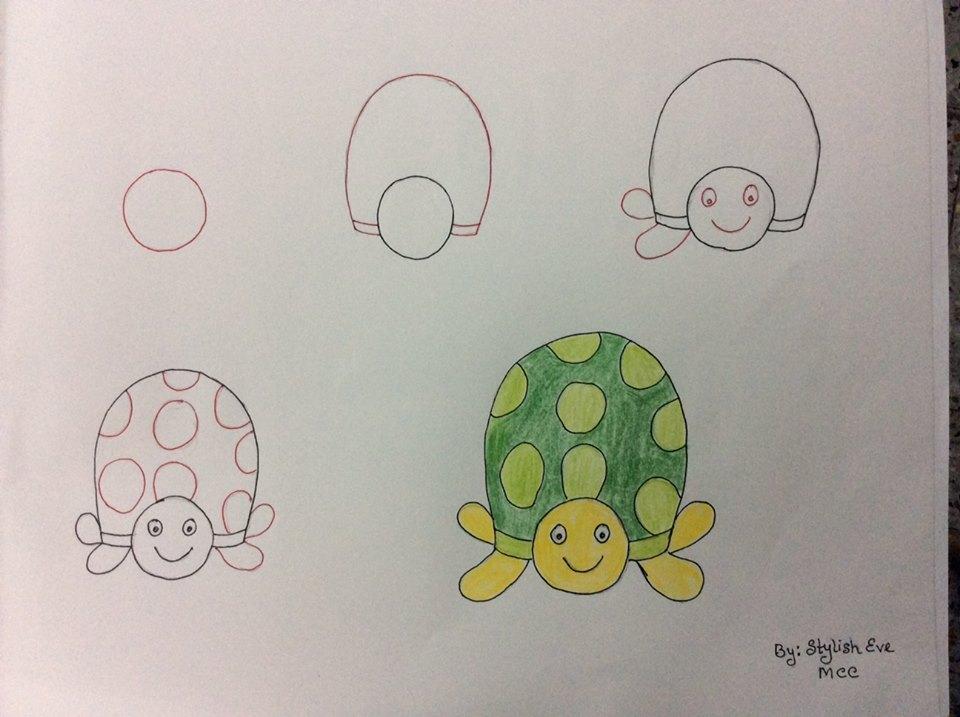 Развивающее рисование, с которым дети выучат цифры и английский алфавит