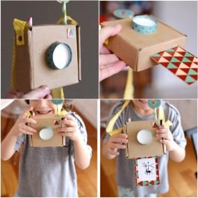 Лучшие игрушки для детей из простого картона. Можно сделать что угодно!