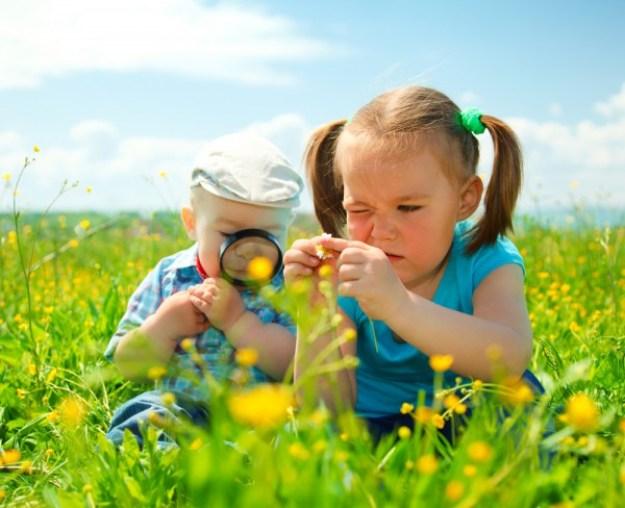 28 идей занять ребенка