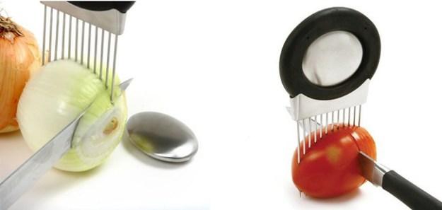Для идеальной нарезки овощей