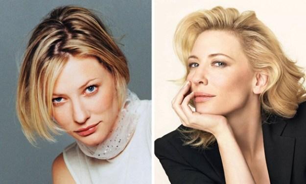Кейт Бланшетт, 1999 и 2014
