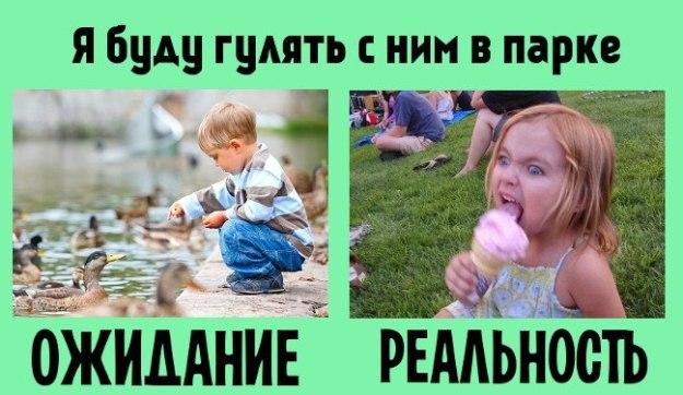 дети ожидание