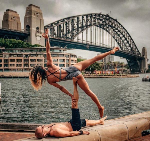 йога и путушествия