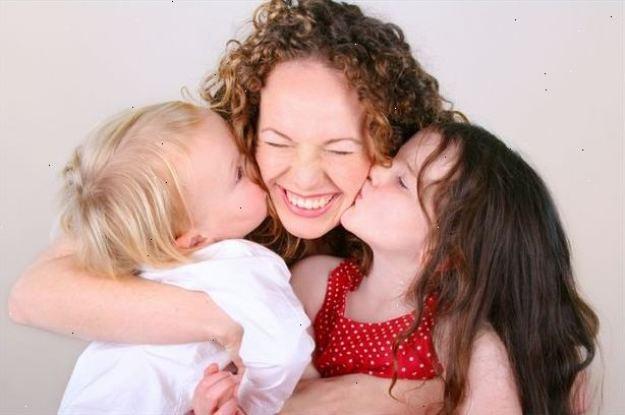 как помочь детям жить дружно