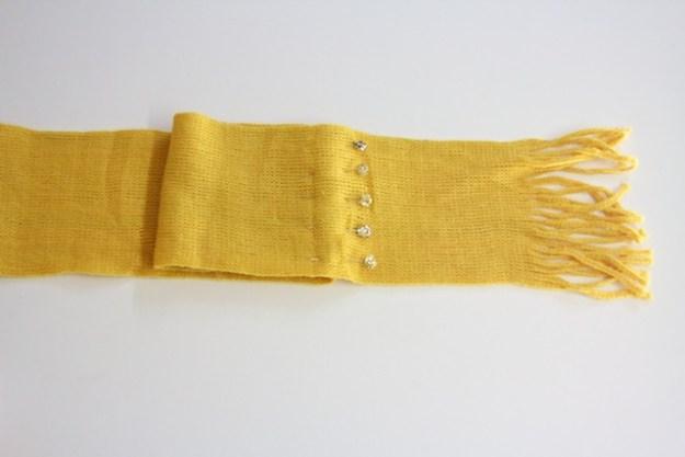 шарф для девочки