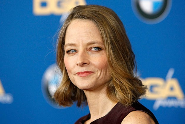 CENTURY CITY, CA - FEBRUARY 07: Actress/director Jodie Foster attends the 67th Annual Directors Guild Of America Awards at the Hyatt Regency Century Plaza on February 7, 2015 in Century City, California. (Photo by David Buchan/Getty Images)