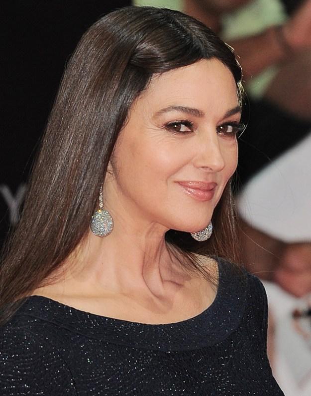 Моника Беллуччи, 51 год