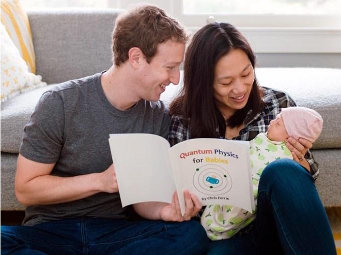 письмо Цукерберга дочери