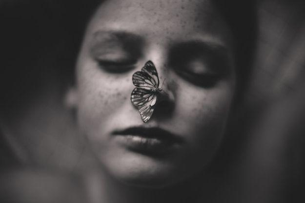 Прикосновение бабочки, Келли Tиак, Австралия (Категория Искусство 3-е место)