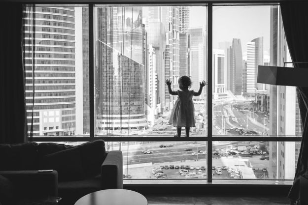 Внешний мир, Триша Клэнси, Катар (Категория Тень 3-е место)