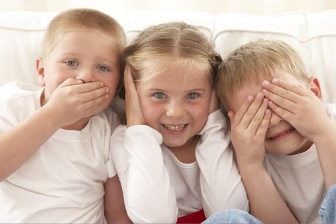 почему дети нас не слішат