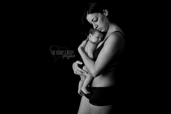 каким становится тело после родов
