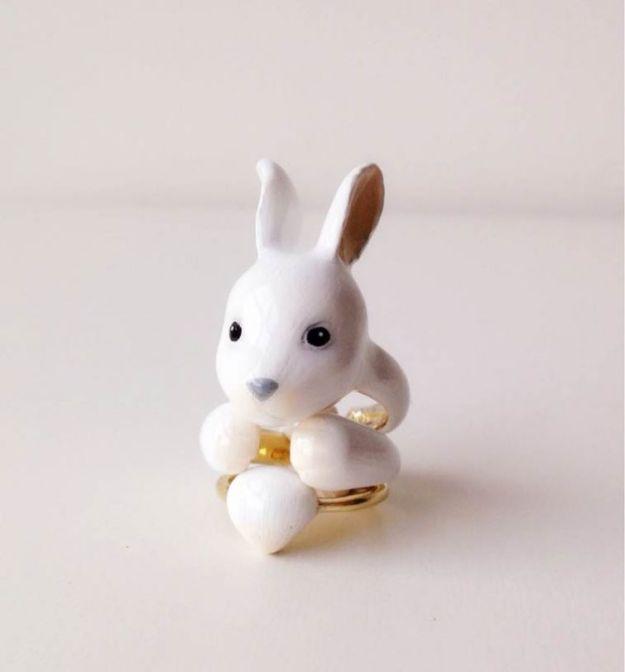 кольцо заяц2