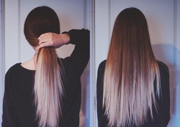 Картинки по запросу Как сделать омбре дома самостоятельно и не навредить волосам