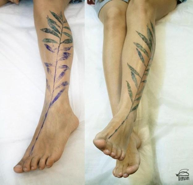 татуировка киев