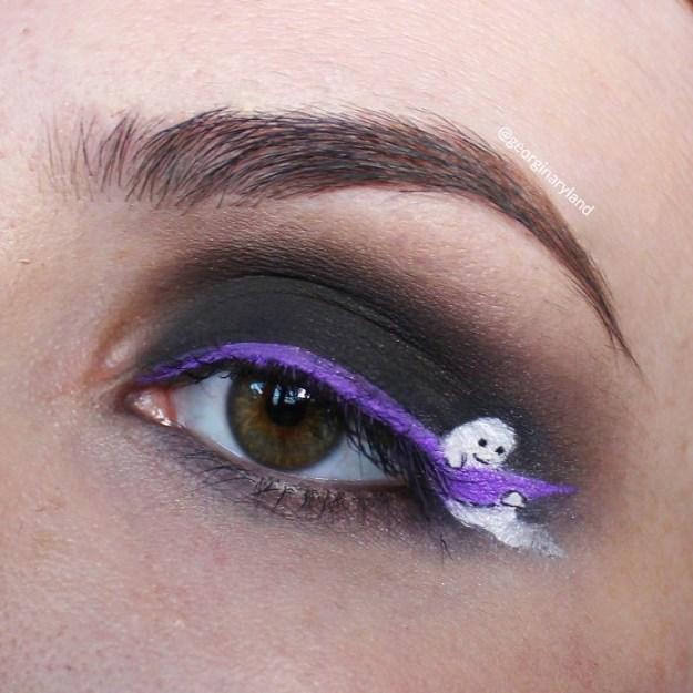 творческие макияжи
