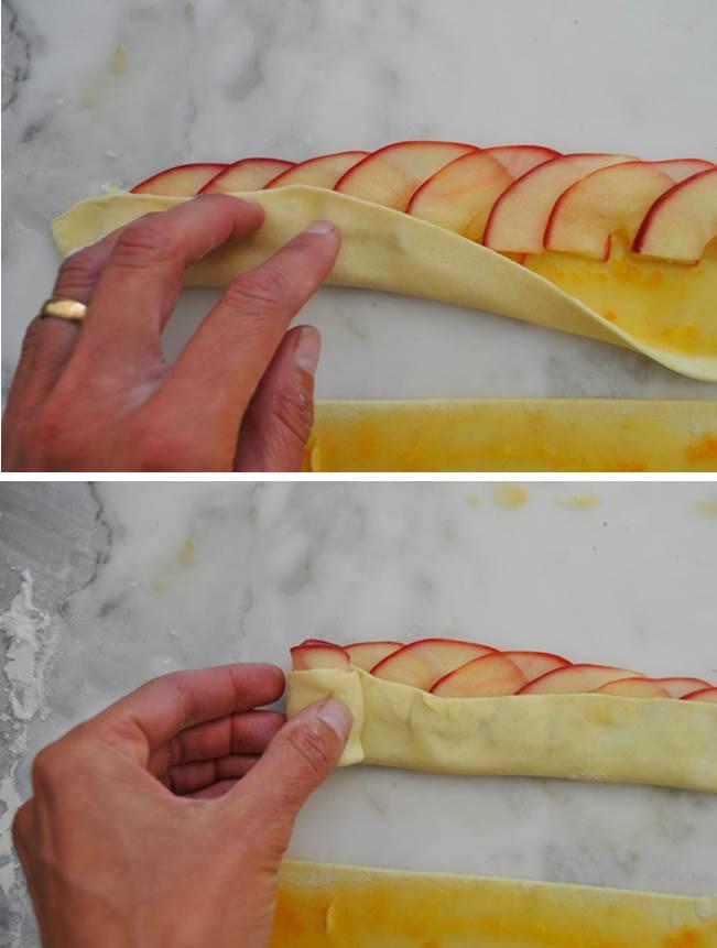 запечь яблоки