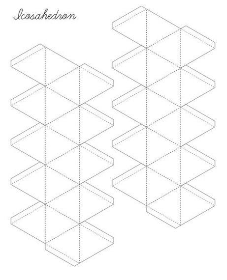 как сделать фигуру из бумаги