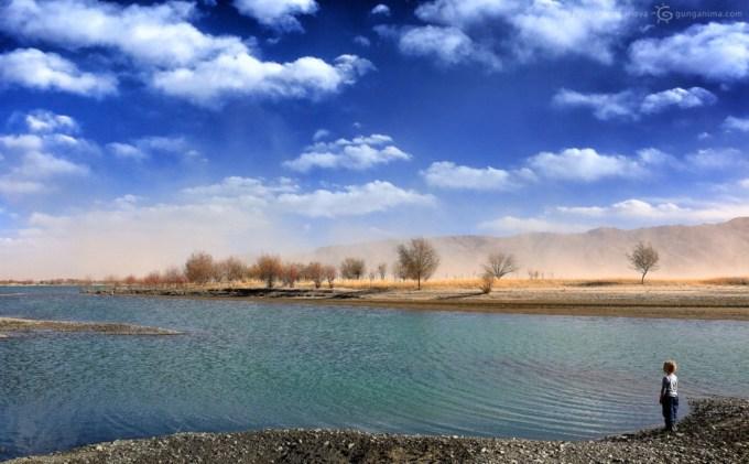 Мия в Тибете