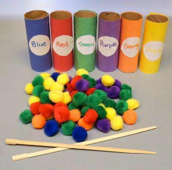 сортируем шарики