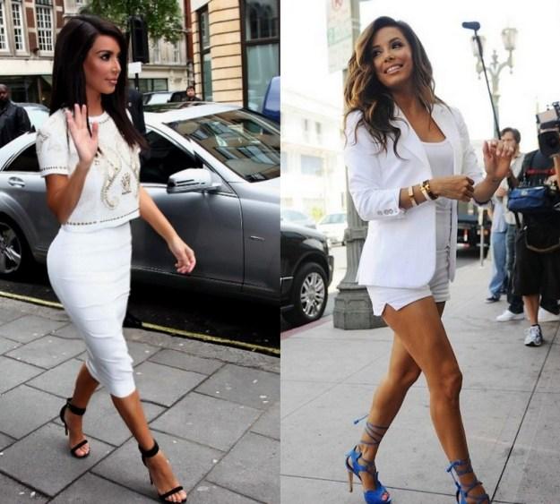 А еще классно смотрятся пиджаки белого цвета