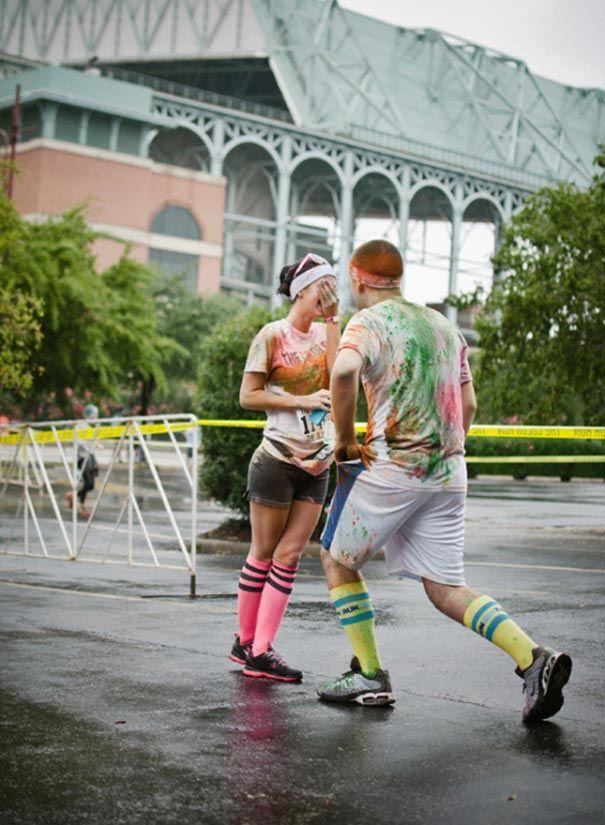 Предложение после яркого марафона